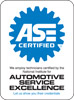 ASE-Certified Technicians