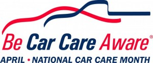 April National Car Care Month - stop by Kenny's Lakes Area Auto Experts for an inspection