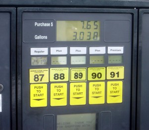 Using the right gas octane will help get the best gas mileage in Walled Lake MI