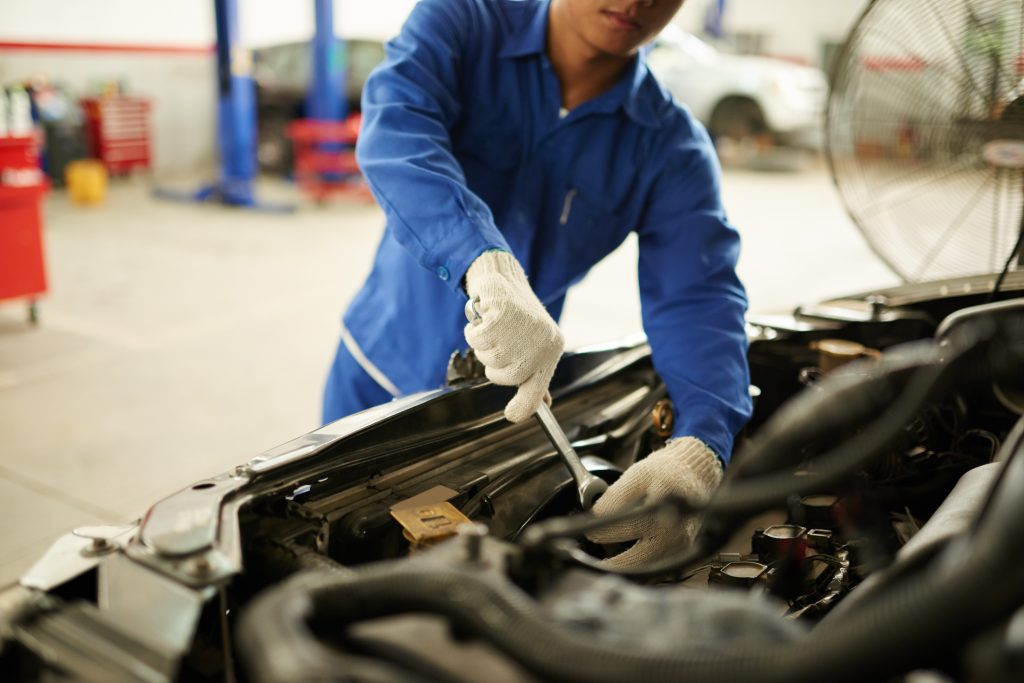 Major Auto Repair Preventive Maintenance and Diagnostic Service