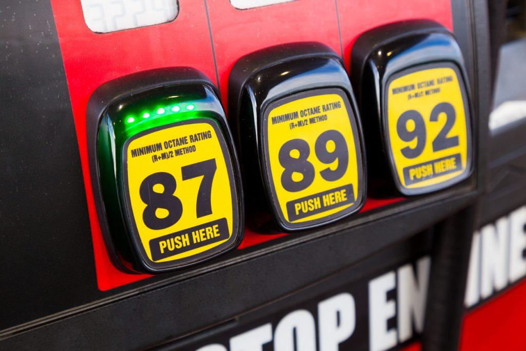 gas mileage